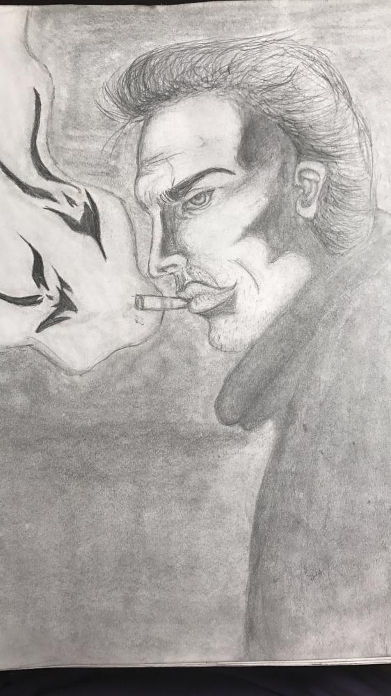 John Constantine par HaylieR
